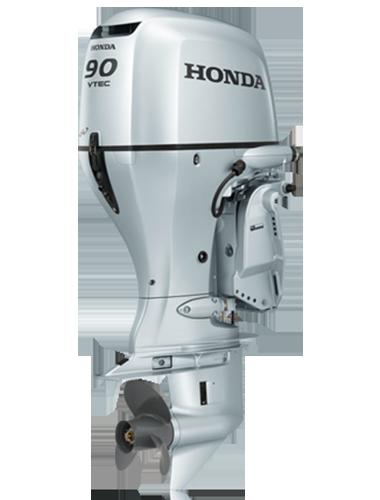 Honda Outboard Motor BF90
